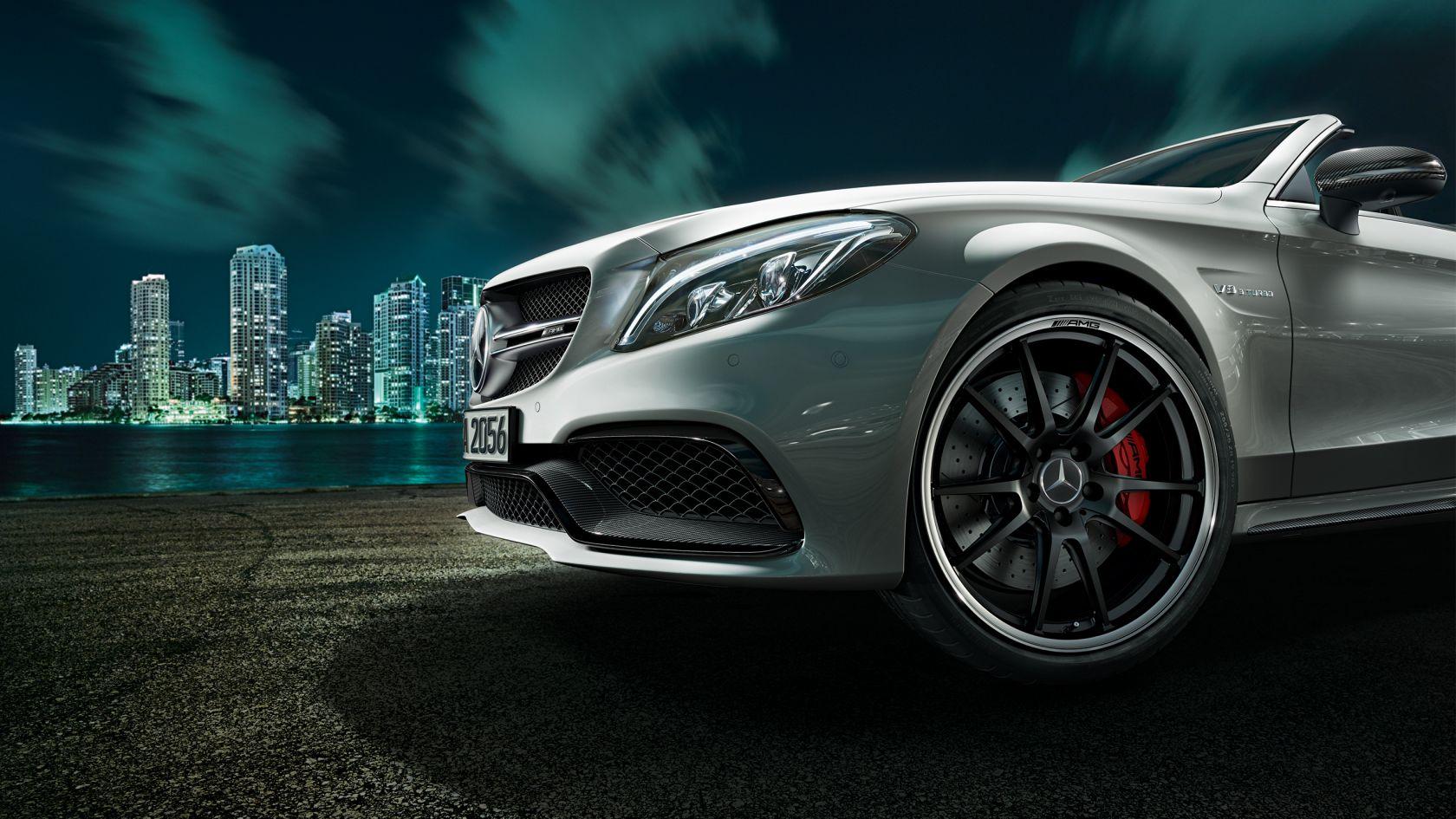 Mercedes-Benz Clase C Cabrio Concesur