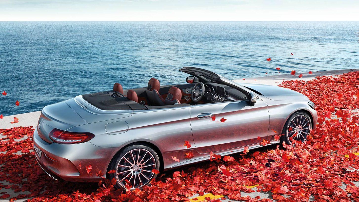 Mercedes-Benz Clase C Cabrio