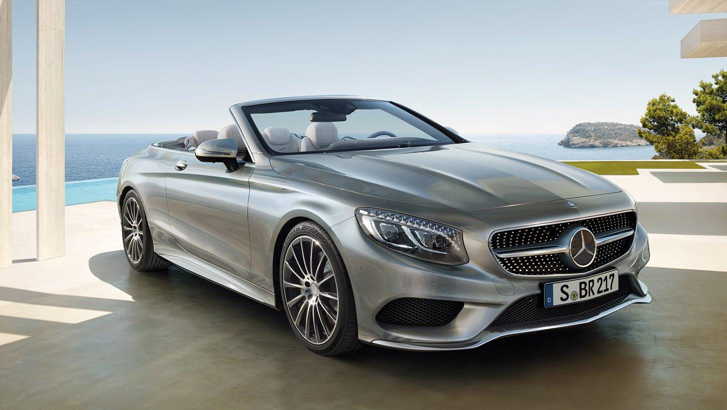 Mercedes-Benz Clase S Cabrio