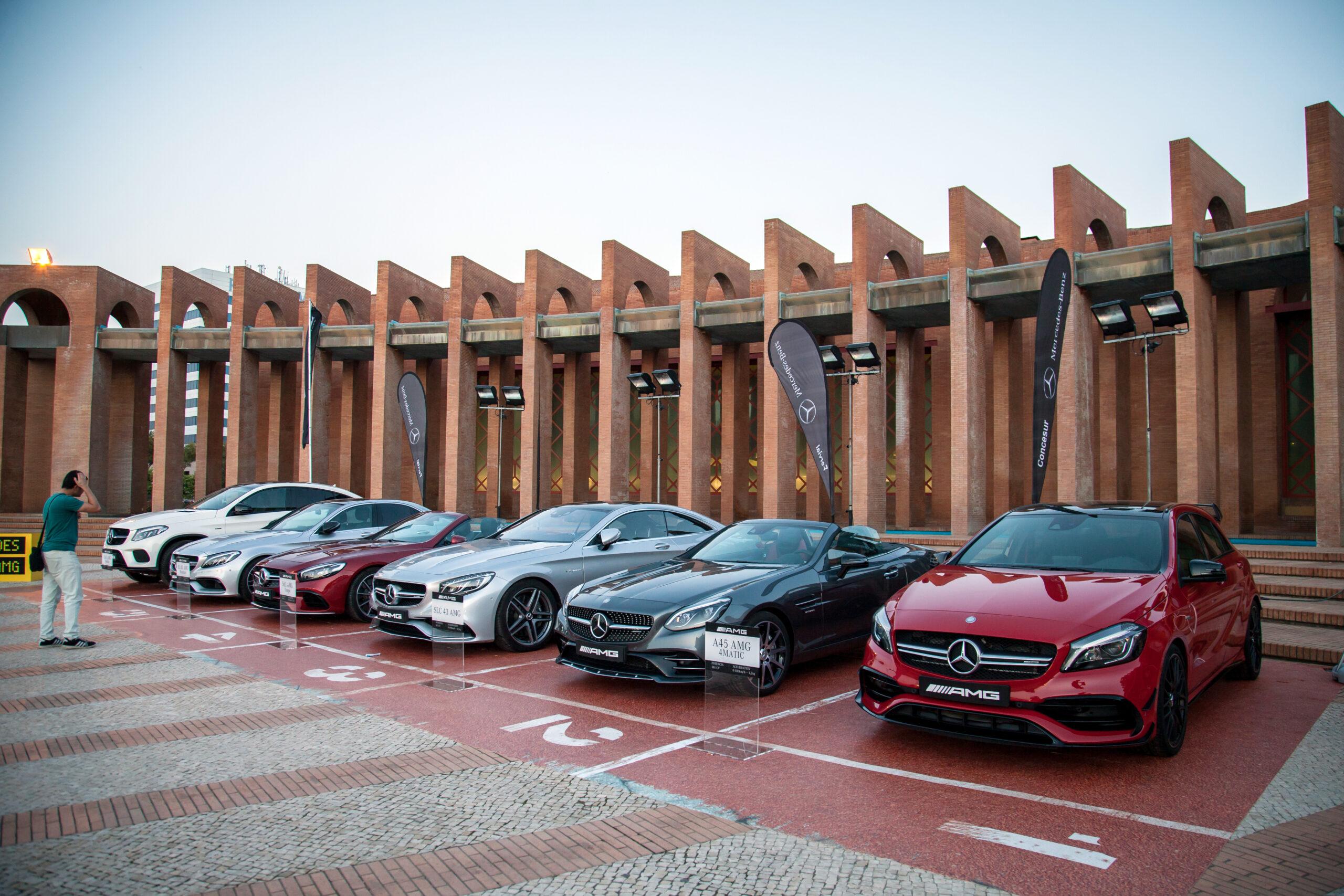 Mercedes-Benz en el Salón del Motor de Sevilla