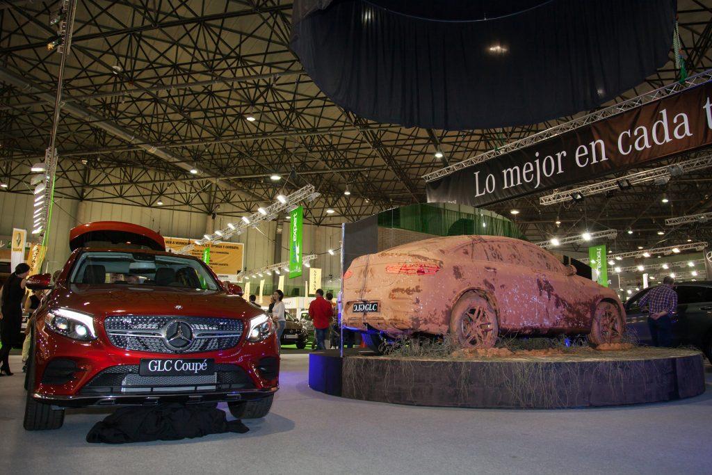 presentacion GLC Coupe