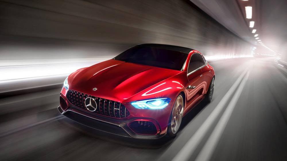Mercedes AMG GT Concept Concesur