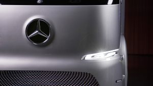 Mercedes-Benz urban eTruck Concesur