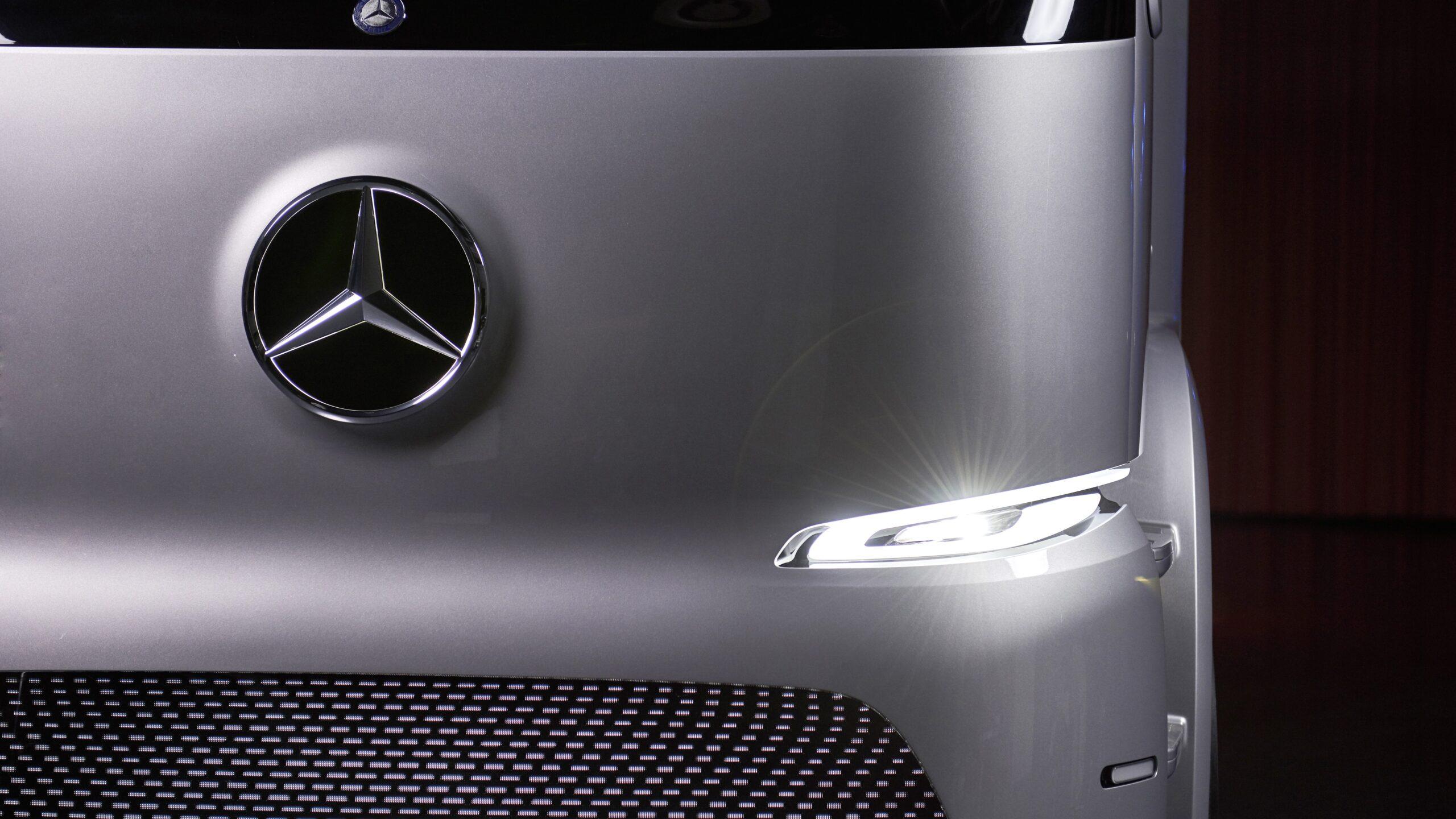 Llega el Mercedes-Benz Urban eTruck, el primer camión eléctrico