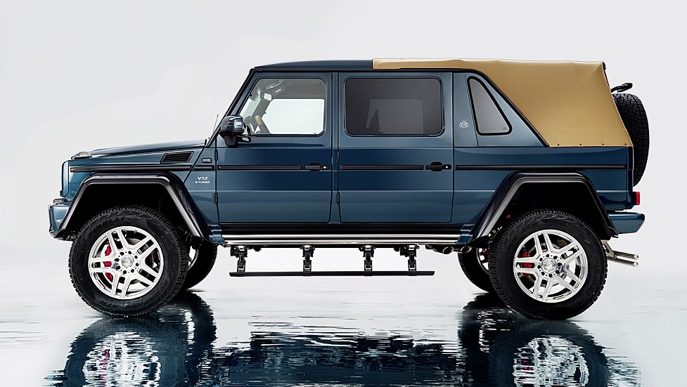 Mercedes-Maybach G 650 Landaulet Concesur