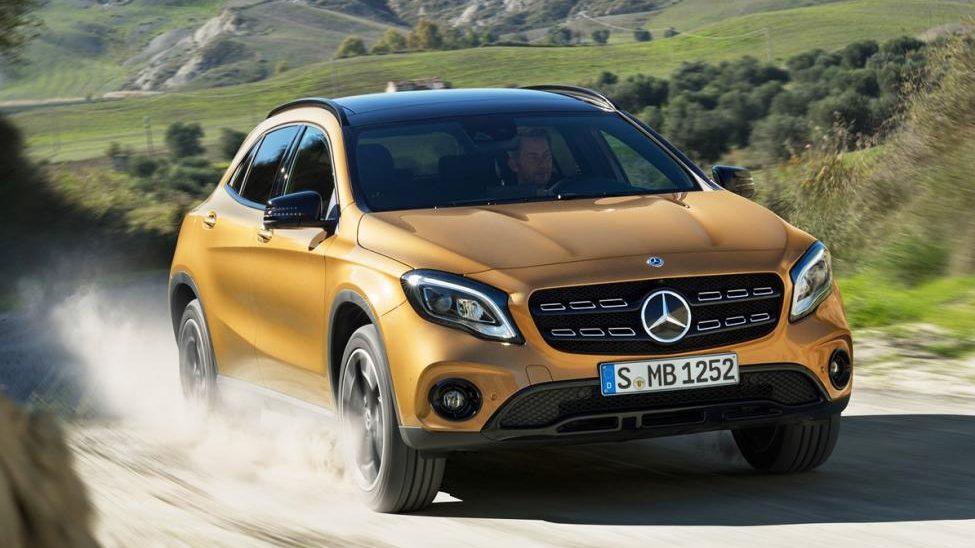Mercedes GLA 2017 Concesur
