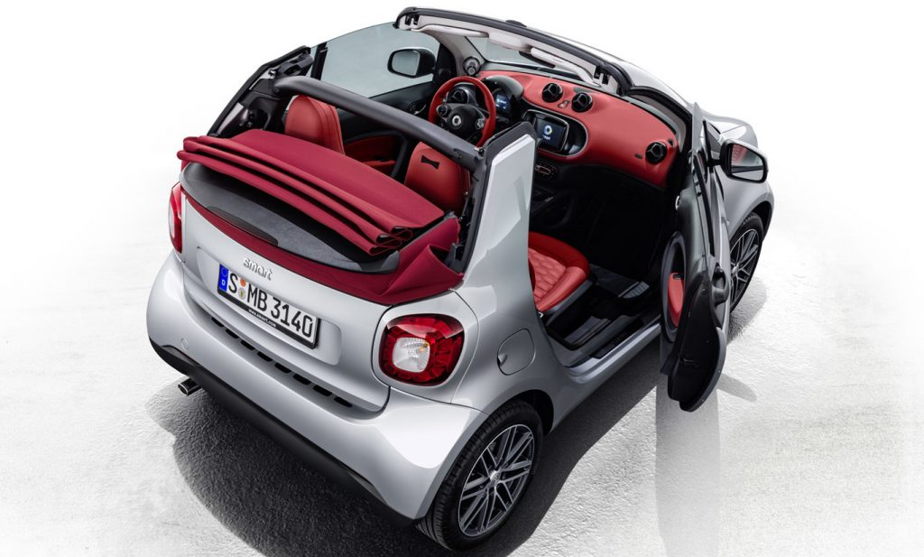 smart fortwo Brabus edition Concesur