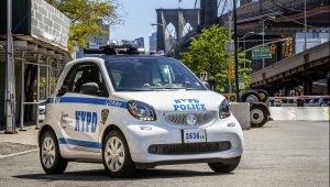 smart fortwo policia USA concesur