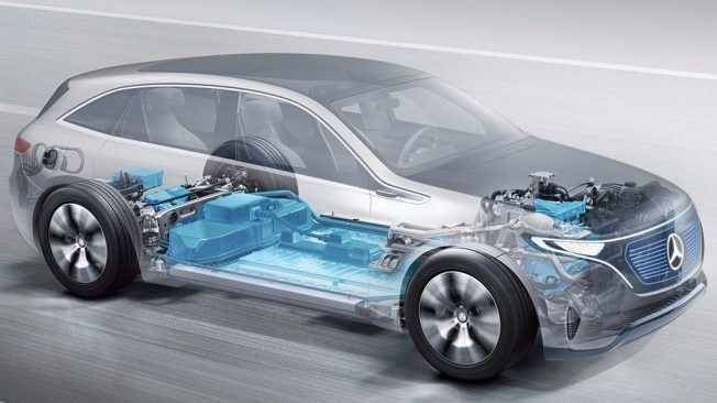 Mercedes-Benz eléctricos concesur