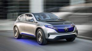 Mercedes-Benz eléctrico concesur