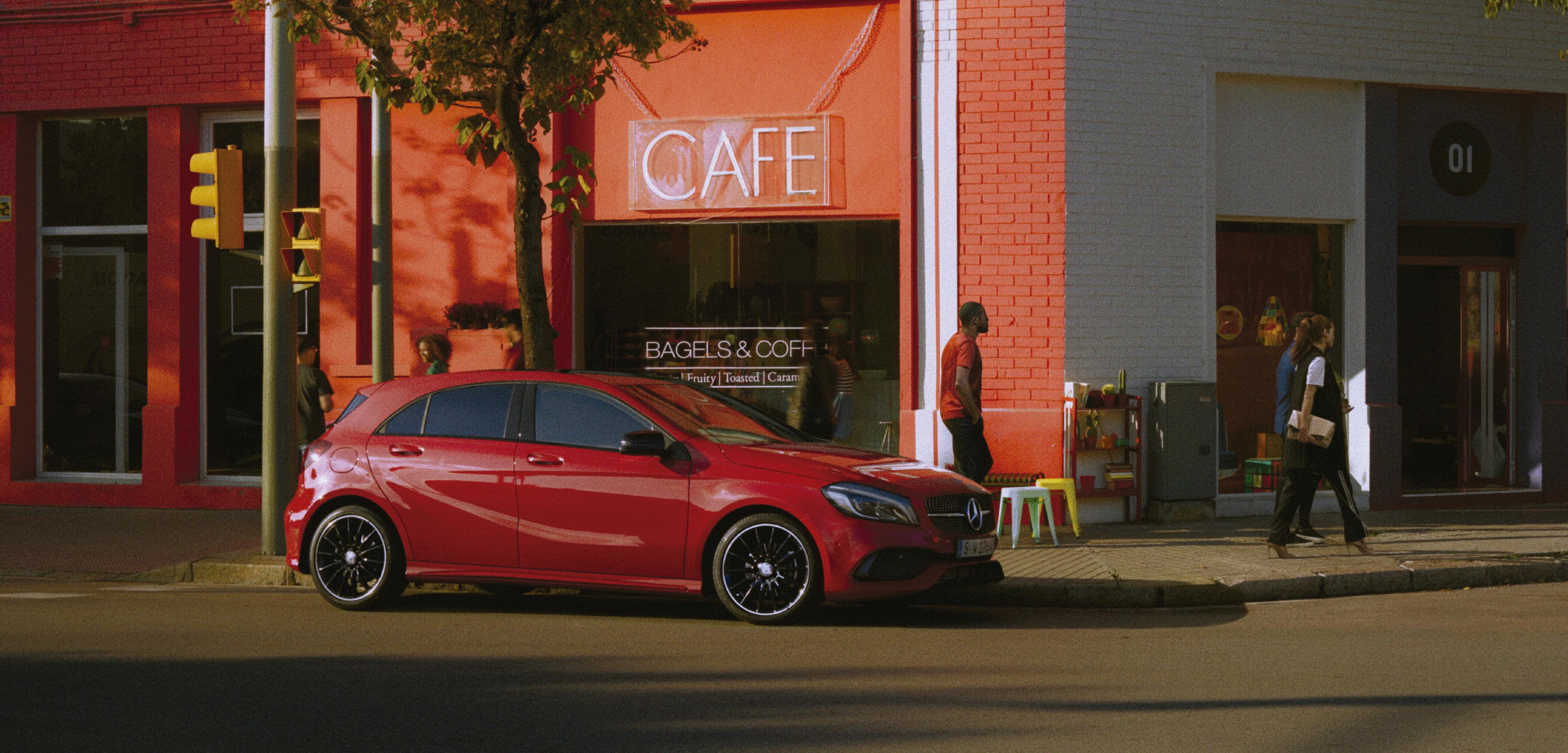 Mercedes Clase A Concesur
