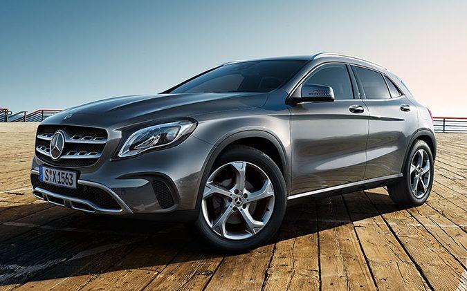 Mercedes GLA concesur