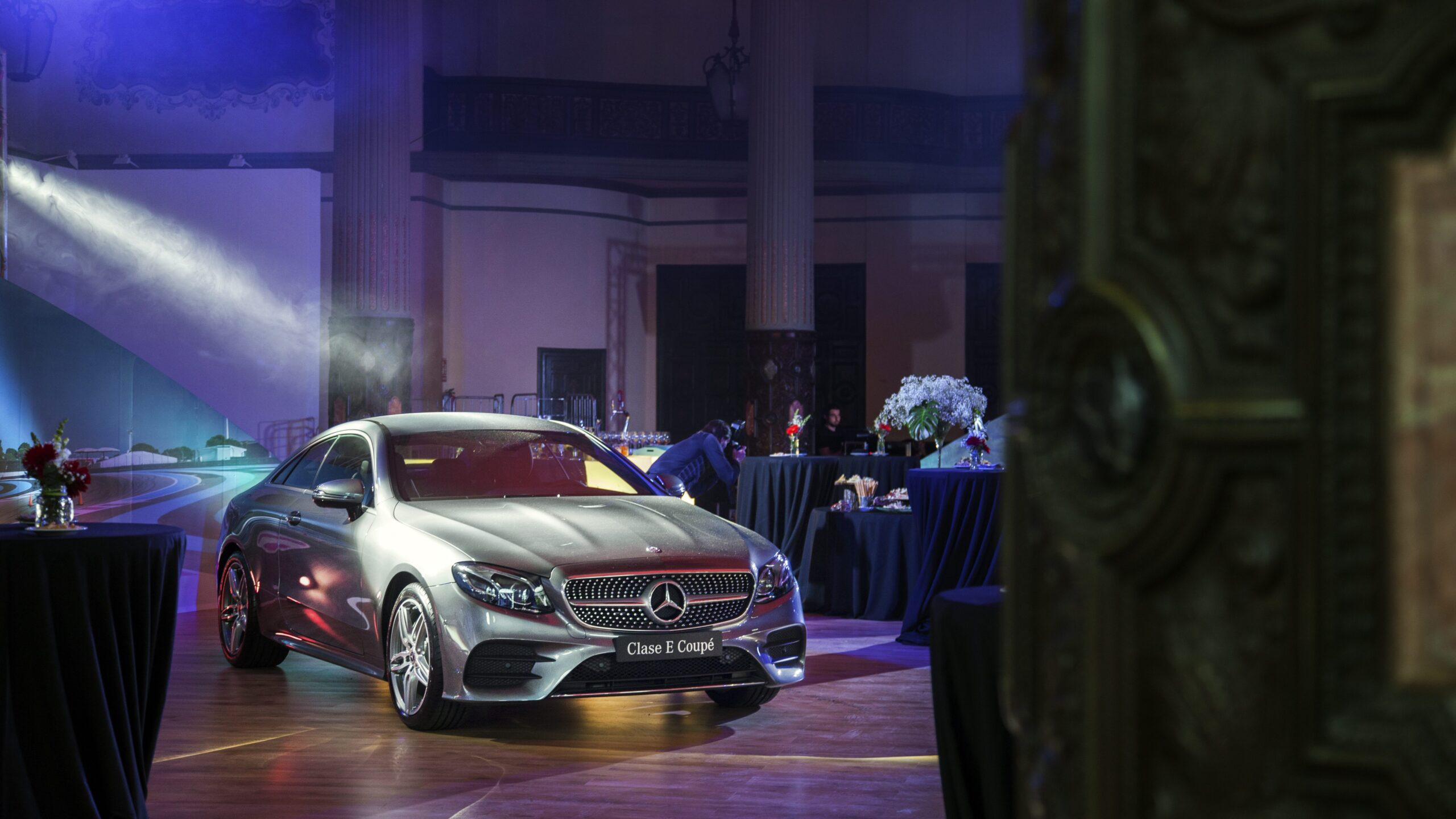 Se presentan en Sevilla los nuevos Mercedes-Benz Clase E Coupé, All-Terrain y Estate.