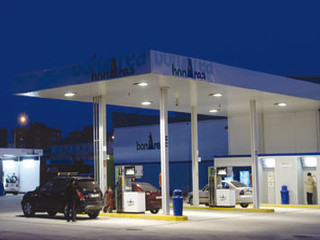 Gasolinera Bonarea en Barcelona