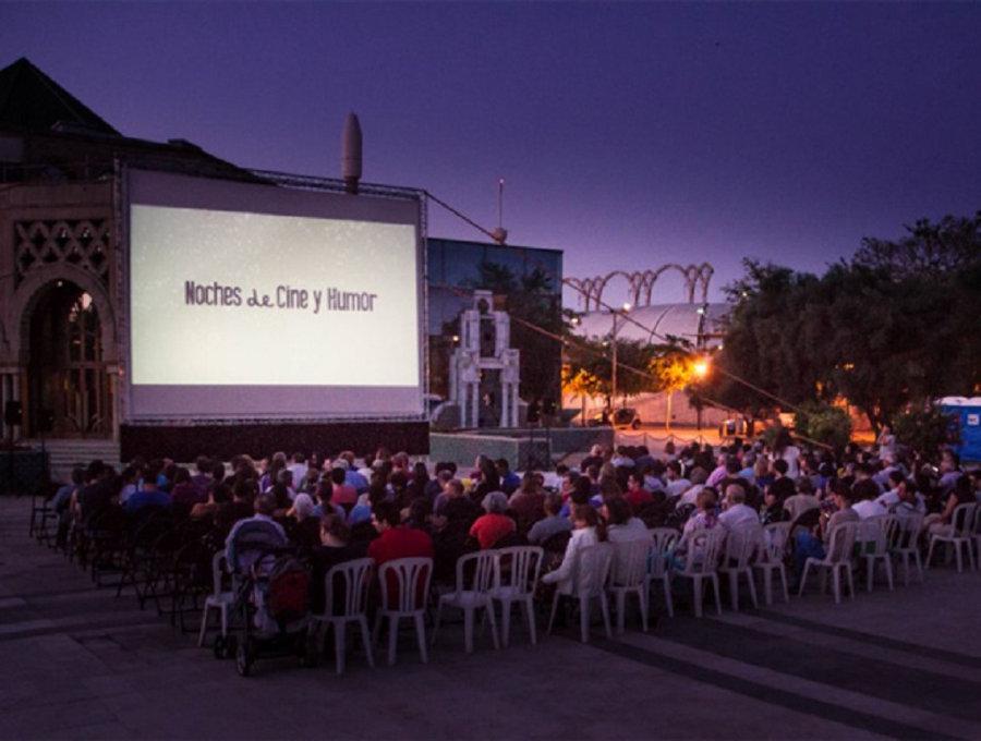 Enamórate del cine de verano en Sevilla