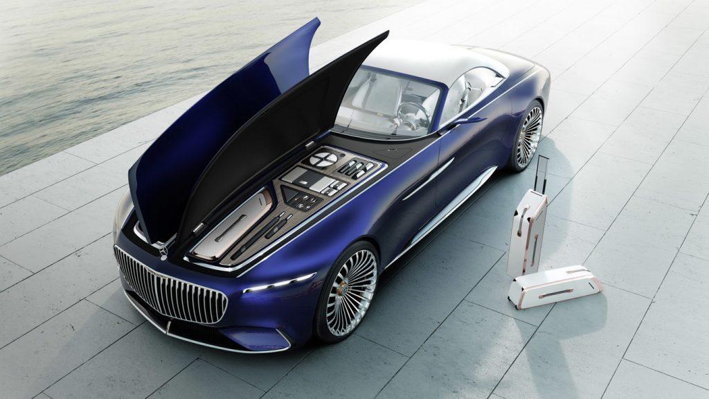 Vision Mercedes-Maybach 6 Cabriolet 02