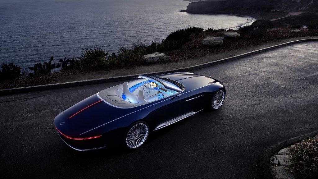 Vision Mercedes-Maybach 6 Cabriolet (6)