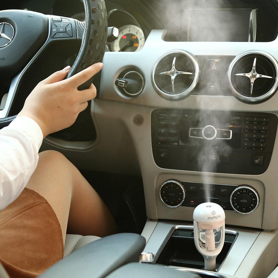 buen olor en el coche