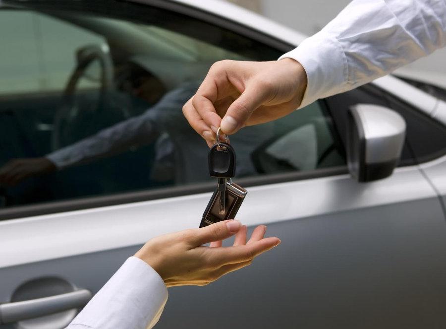 comprar un coche nuevo