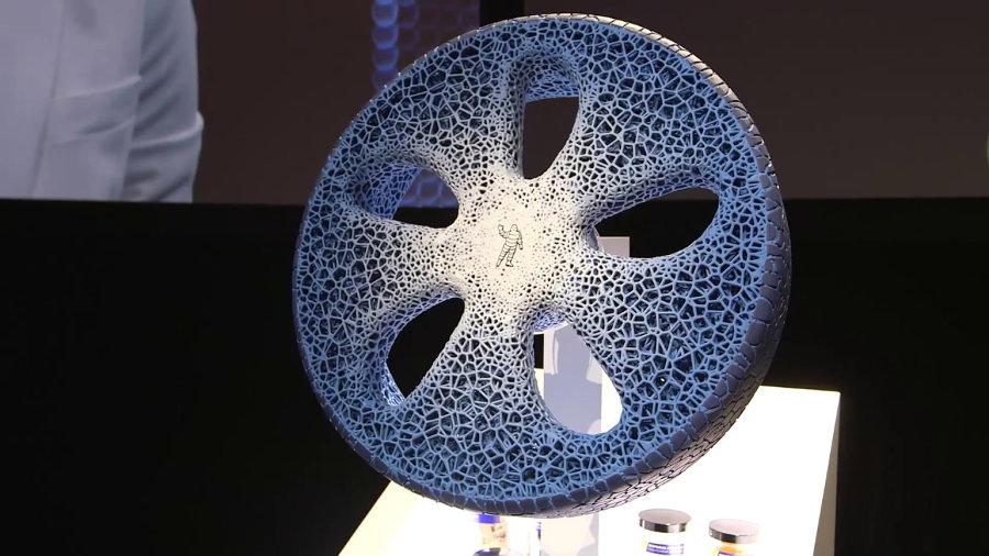 neumático del futuro