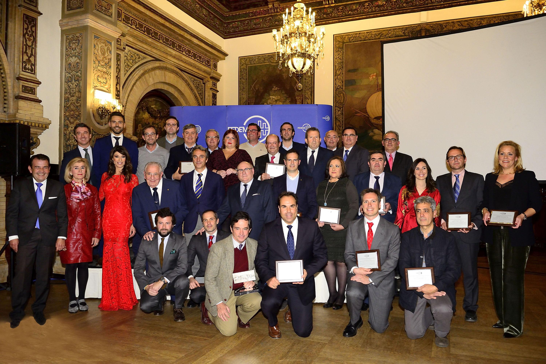 Concesur y Fervial Premio al Mejor Stand del Salón del Motor de Ocasión