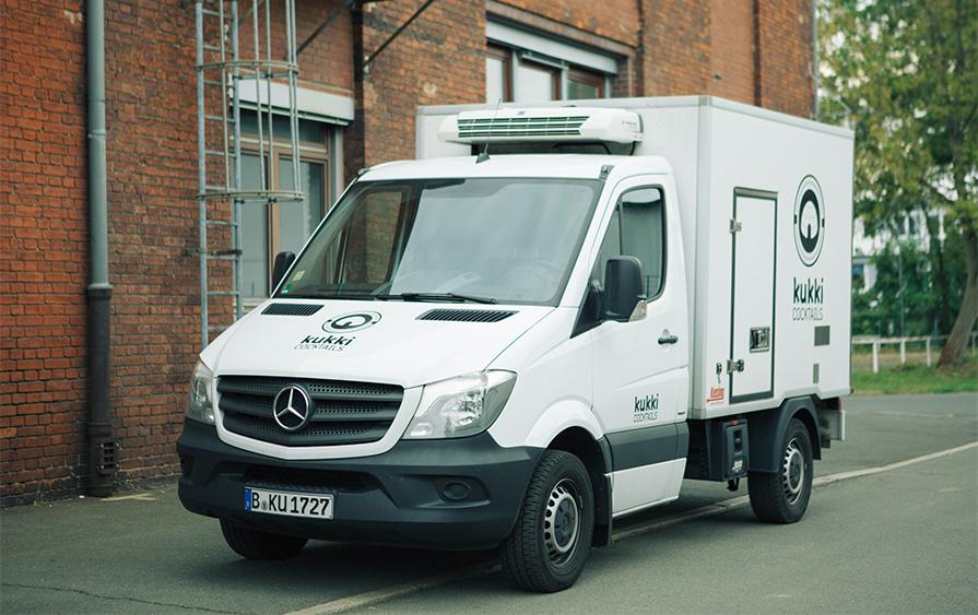 Mercedes-Benz Sprinter cócteles kukki Concesur