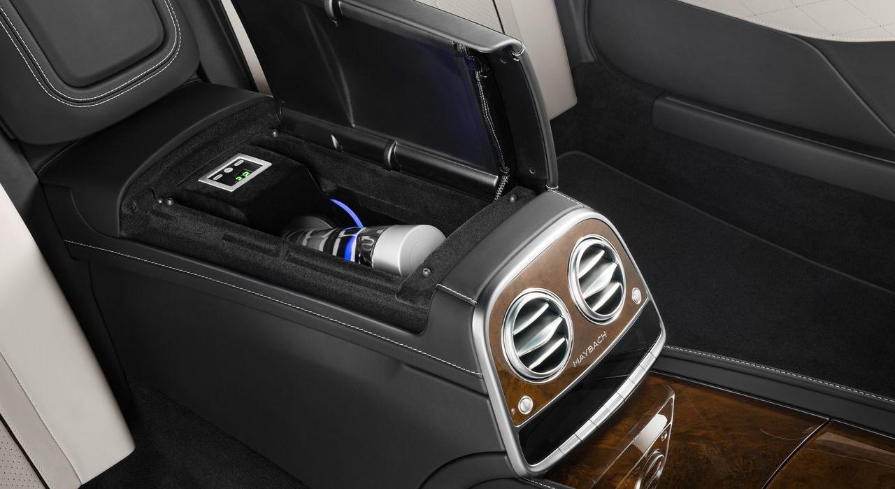Mercedes-Maybach S600 Pullman Concesur Mercedes-Benz