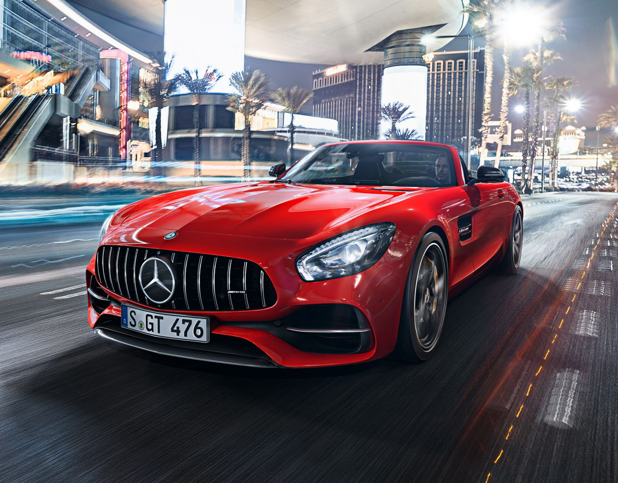 Mercedes-AMG GT Roadster Concesur Mercedes-Benz