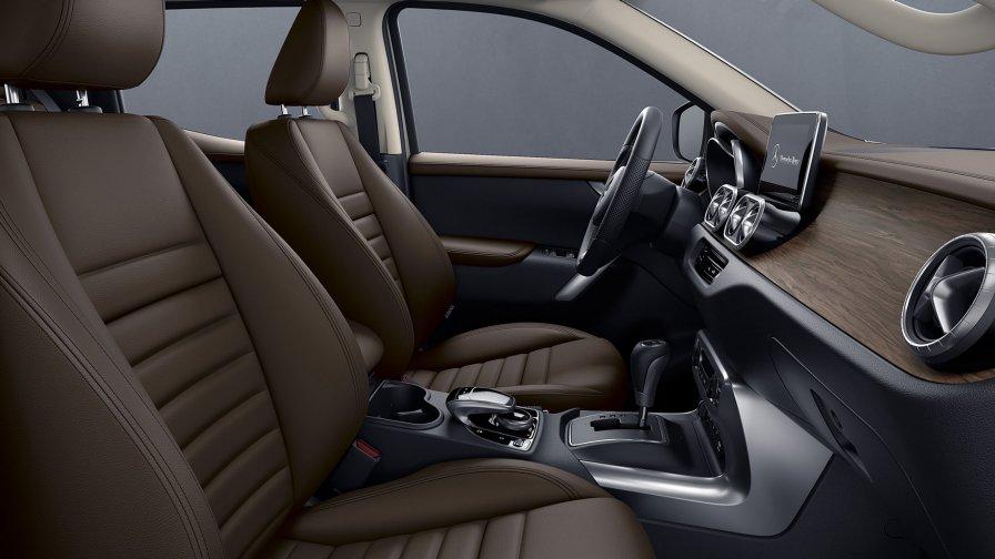 Mercedes-Benz Clase X Concesur