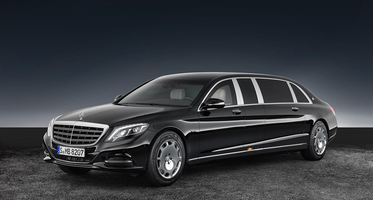Mercedes-Maybach S 600 Pullman Concesur Mercedes-Benz