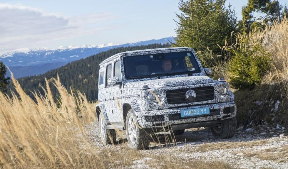 Nuevo Mercedes-Benz Clase G 2018 Concesur