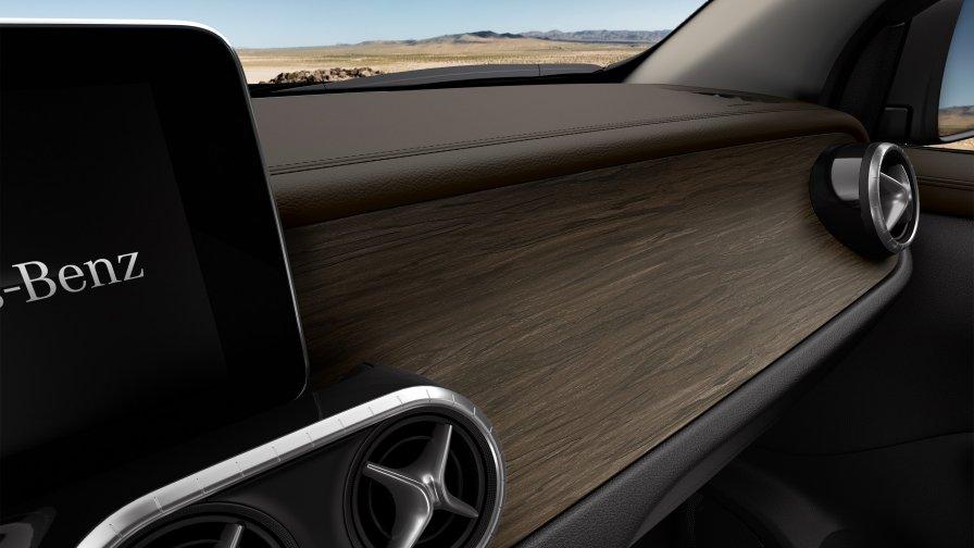 Nuevo Clase X Concesur Mercedes-Benz