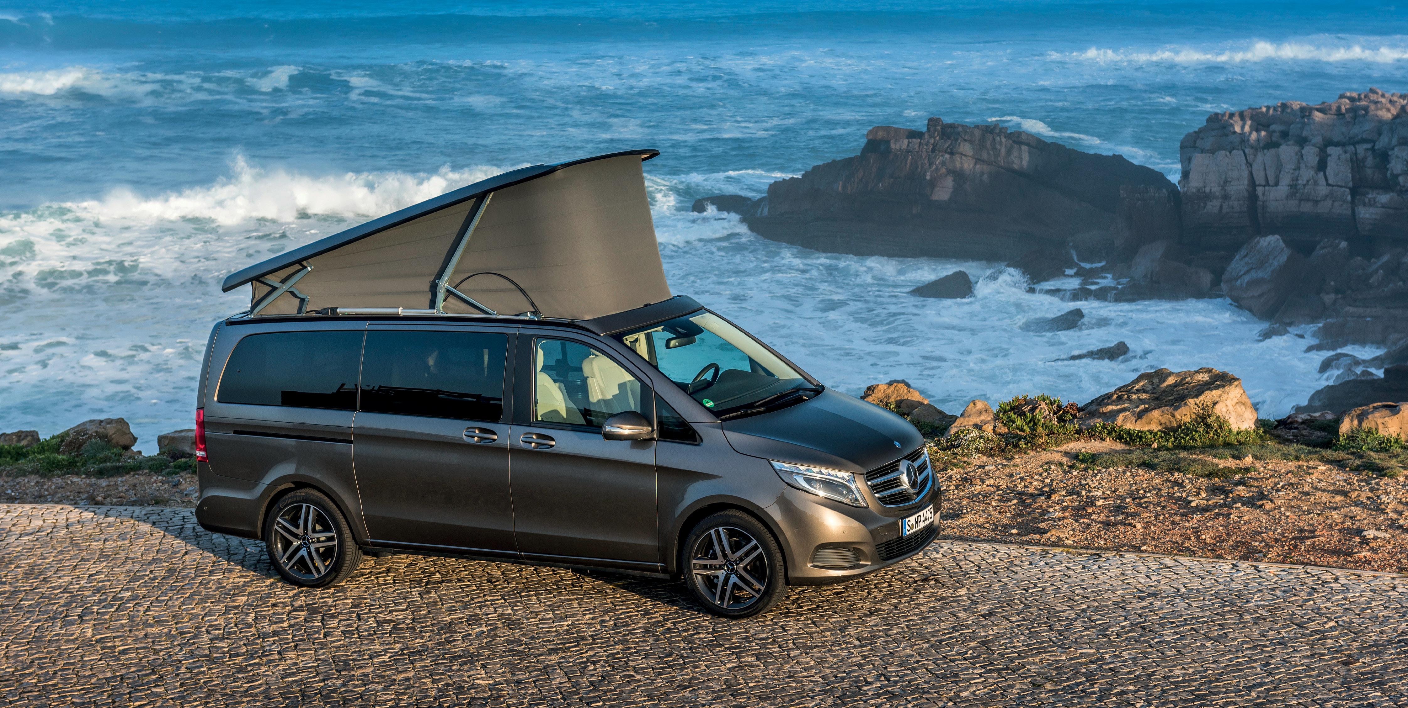 Mercedes Marco Polo Concesur Mercedes-Benz