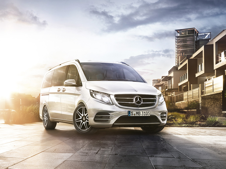 Mercedes-Benz Clase V Concesur Sevilla