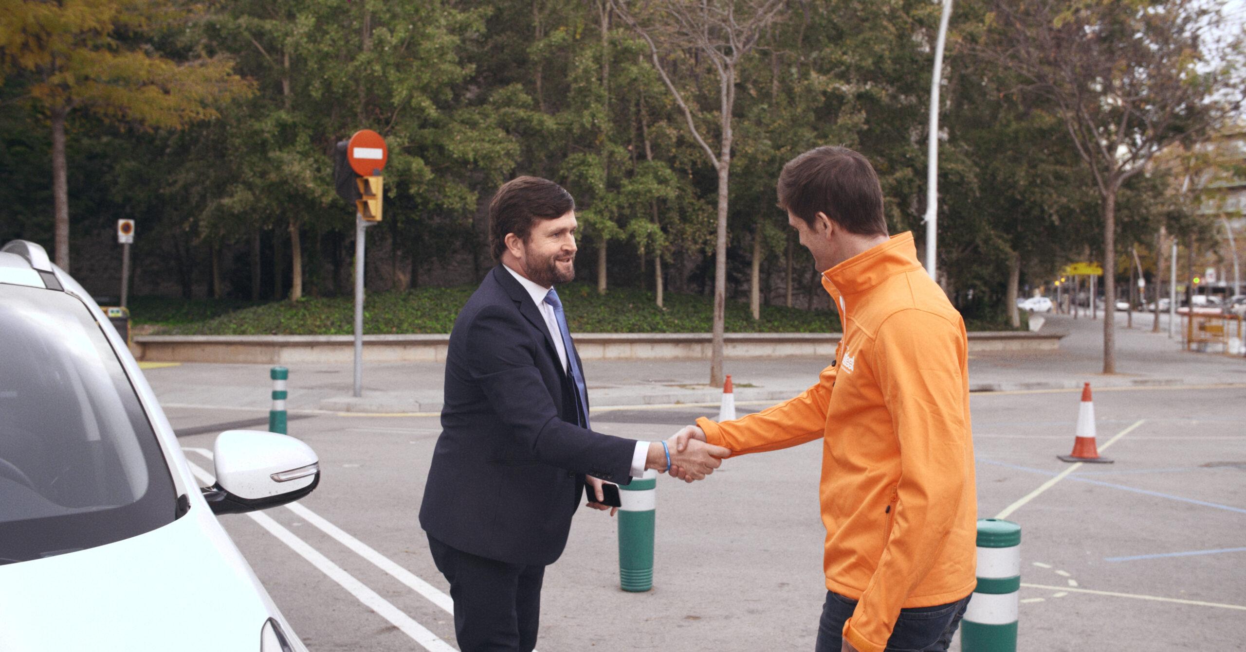 Valeet, la app española para aparcar que es un éxito en EEUU
