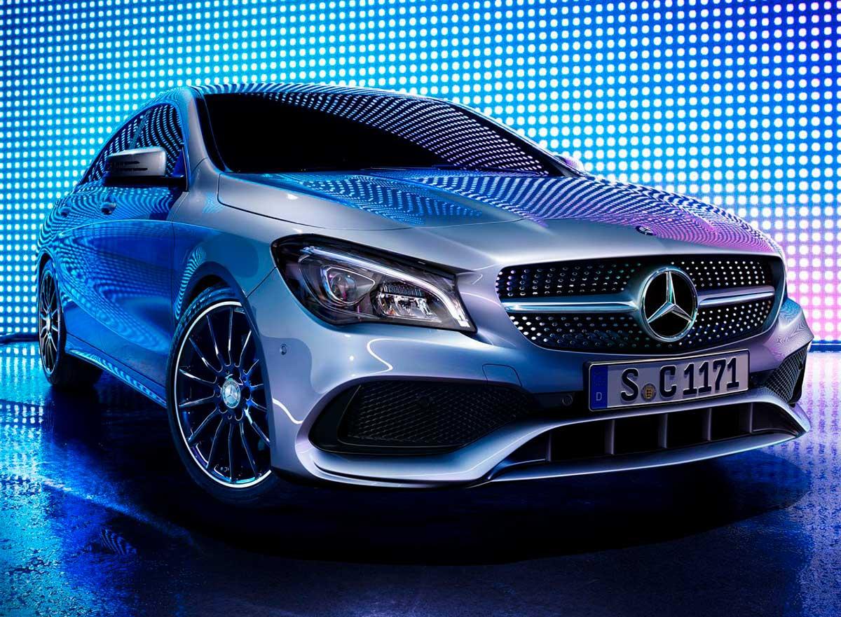 Perfil Mercedes-Benz CLA Coupé Concesur Sevilla
