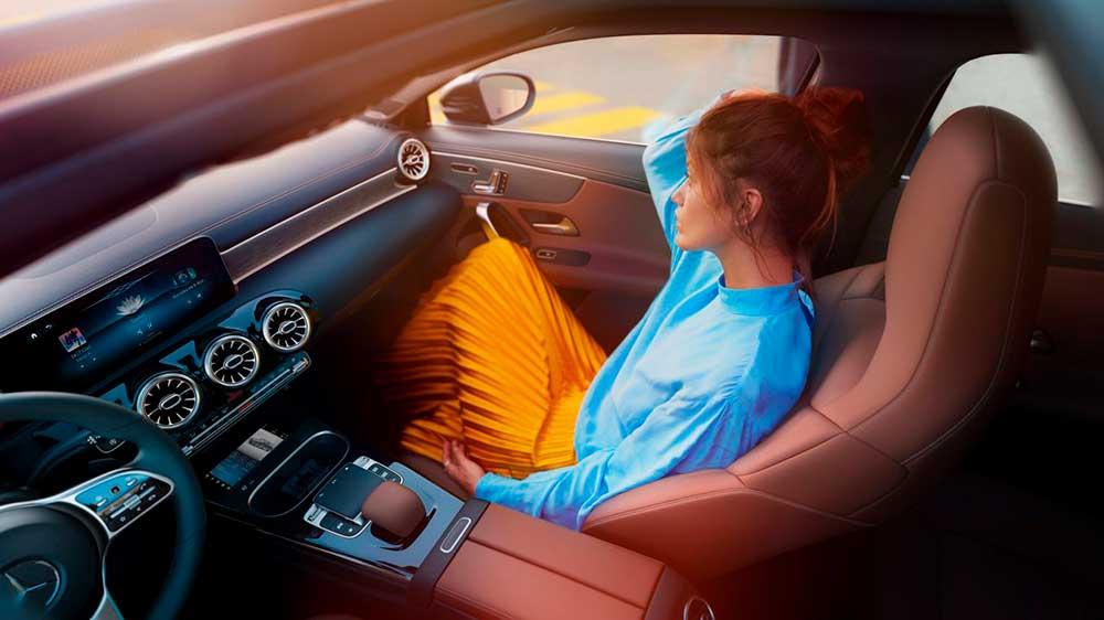 Nuevo Clase A 2018 Concesur Mercedes-Benz