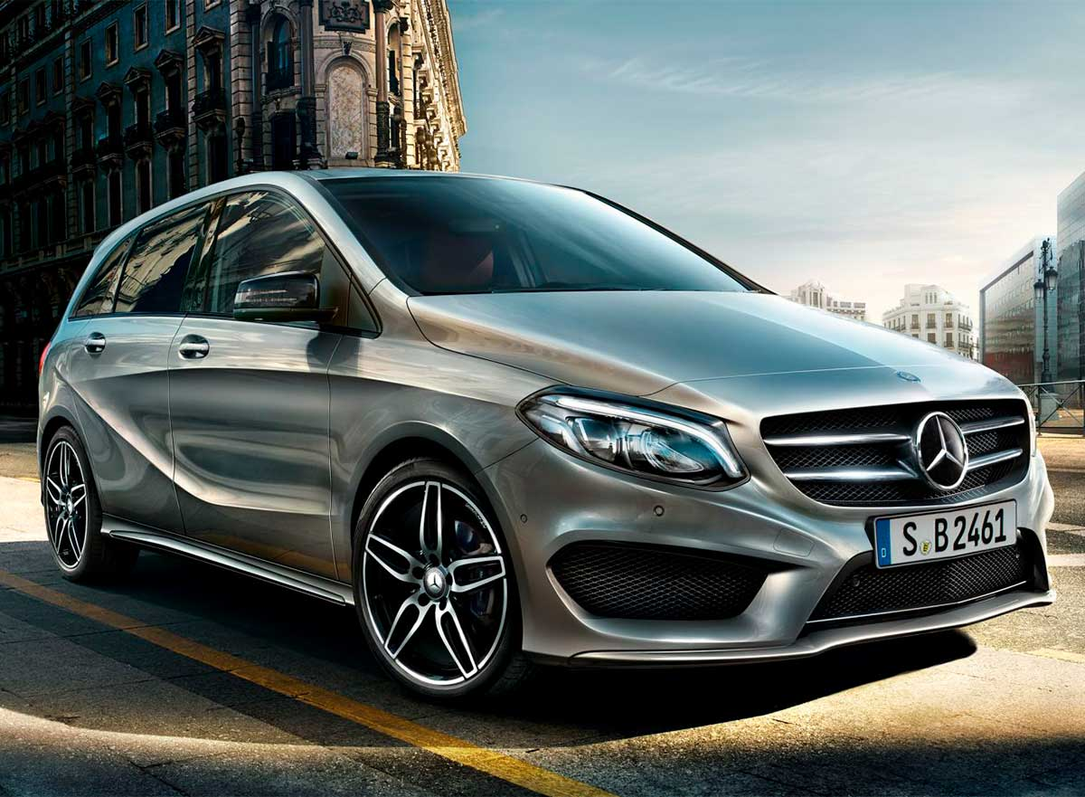 Mercedes-Benz Clase B Concesur Sevilla