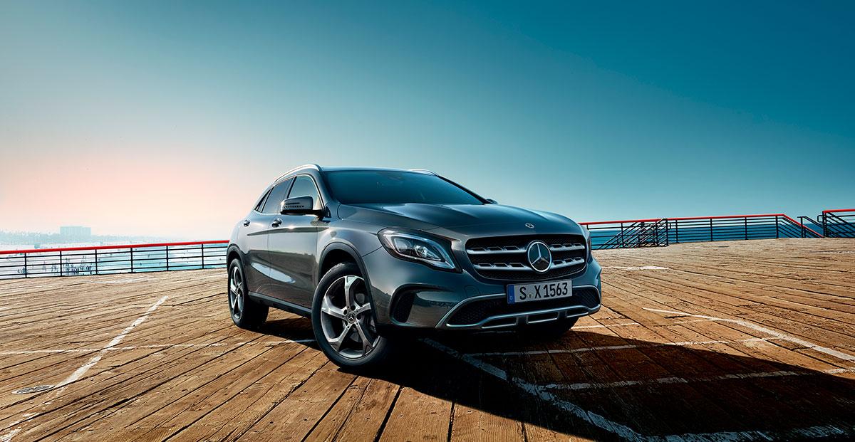 Mercedes-Benz GLA 180 Concesur Sevilla