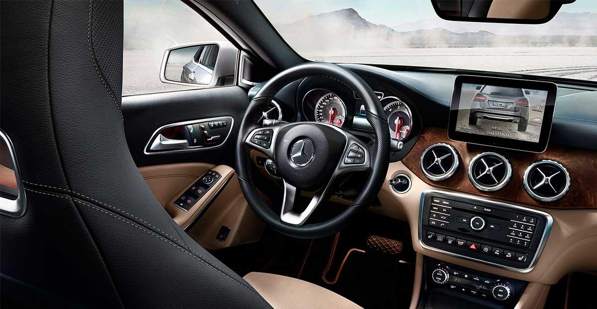 Mercedes-Benz GLA 180 interior Concesur Sevilla