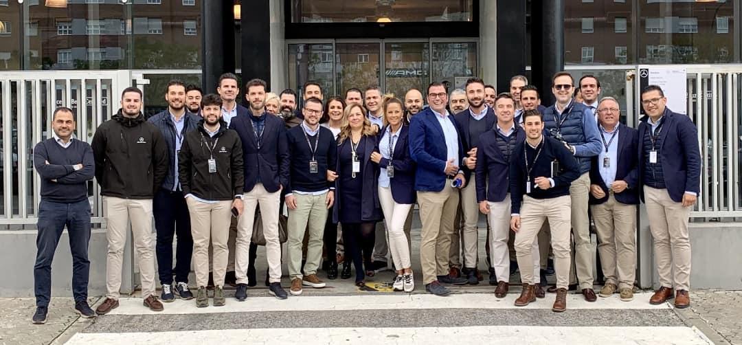 Grupo Concesur en el Salón del Motor 2018