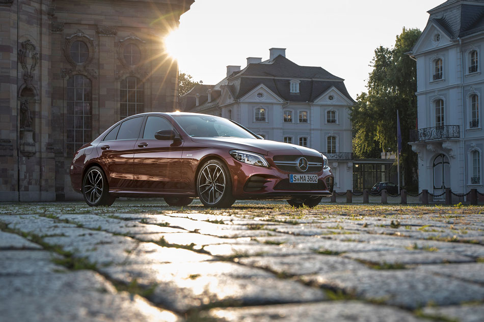 Mercedes-Benz Clase C 2018 : Nunca dejes de superarte