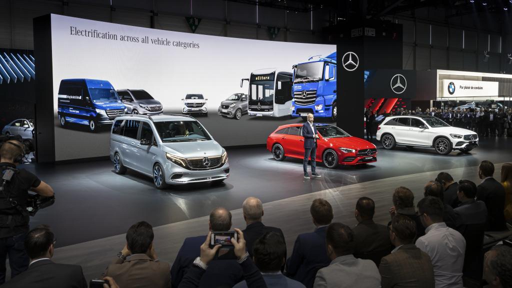 Salón del Motor de Ginebra 2019,  escaparate de la automoción.