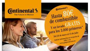 Combustible de regalo con la compra de neumáticos Concesur y Fervial Mercedes-Benz Sevilla
