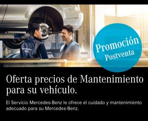Precios cerrados mantenimiento Concesur Mercedes-Benz Sevilla
