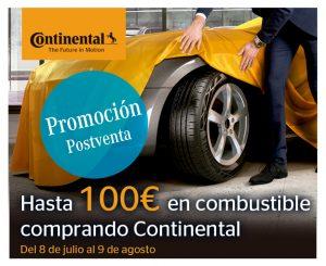 Promoción neumáticos Continental Concesur Mercedes-Benz Sevilla