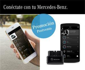 Campaña conectividad adapter me furgonetas Concesur Mercedes-Benz Sevilla