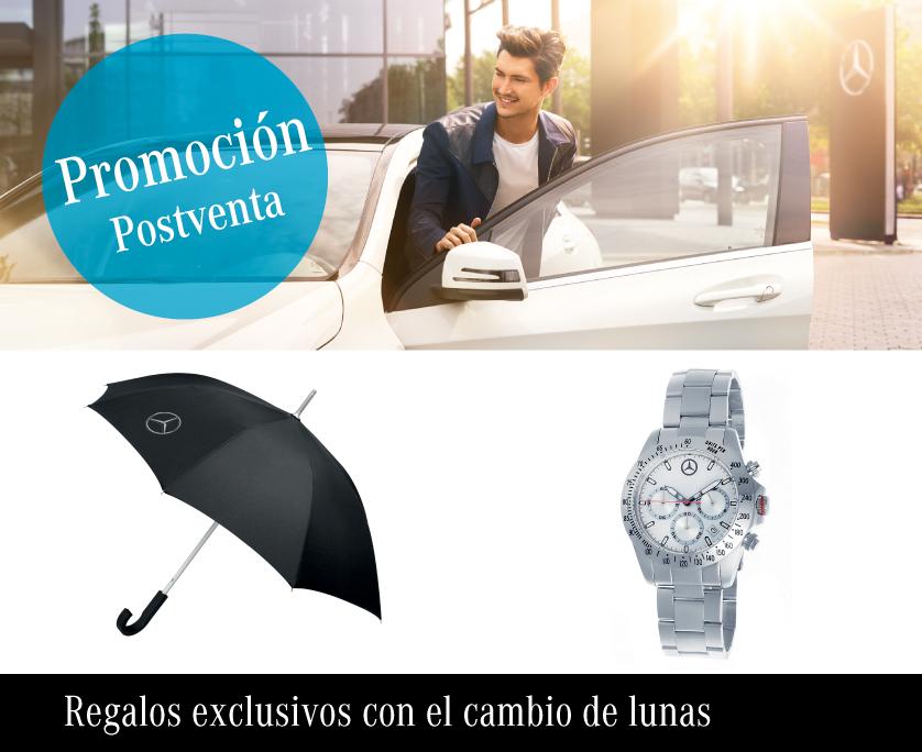Cambio de lunas turismos Mercedes-Benz Concesur y Fervial Sevilla