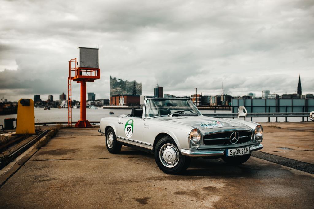 Descubre el Top 5 de coches clásicos Mercedes-Benz