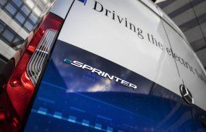 Un sistema de propulsión avanzado combinado con los valores de siempre: Mercedes-Benz eSprinter